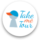 TakeMeTour logo